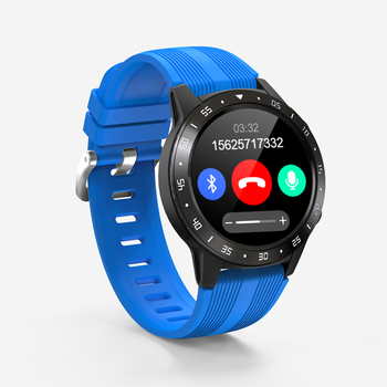 2019 newest GPS smart watch with accurate built in GPS tracker compass multi sports and altitude