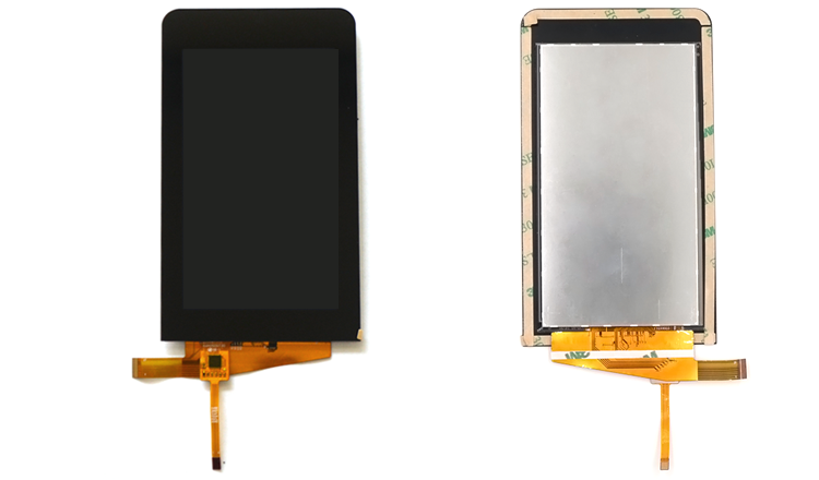 tft lcd with mipi interface