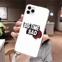 Btr Big Time Rush черный мягкий чехол из ТПУ для iPhone 11 pro XS MAX 8 7 6 6S Plus X 5S SE 2020 XR(Китай)