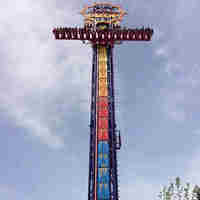 fun fair equipment amusement park rides drop tower for sale