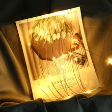 Usb пульт дистанционного управления, 8 функций, 10 м, 100 светодиодов, Рождественская медная проволока, фирменная Новинка, праздничная вечеринка...(Китай)
