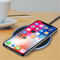 wholesale multiple qi standard mouse pad with wireless charger