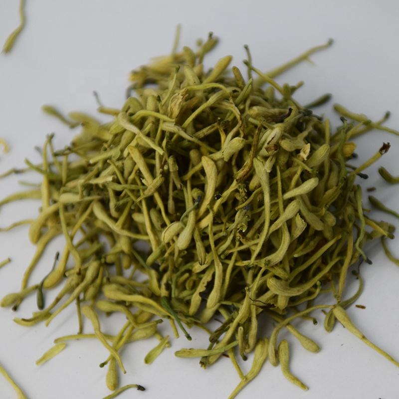 100% Natural Flavour Herb Dried Honeysuckle Tea - 4uTea | 4uTea.com
