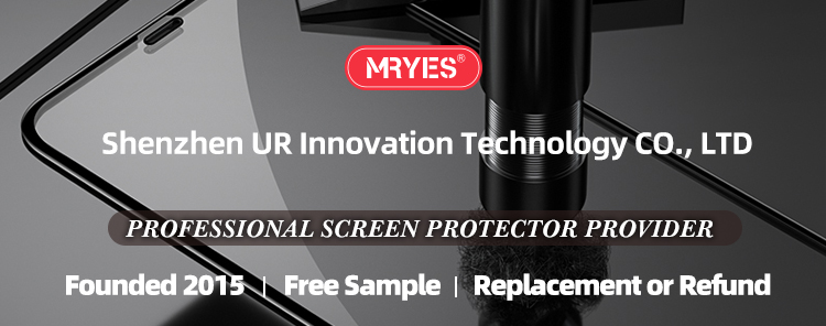 MRYES 3D UV Liquid Nano Tempered Glass For Oppo Find X2