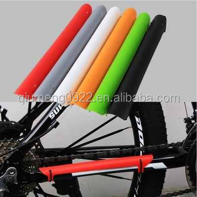 10PCS Mountain Bicycle Chain Guard Cover New Bike Frame Stay Posted Protector Cycling Bike Accessories