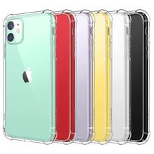 Hocayu Amazon Lembut Bening TPU Mobile Phone Case untuk Apple <span class=keywords><strong>Iphone</strong></span> 7 Case Cover Transparan Funda Movil Shell