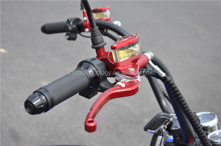 Новый дизайн Hign Power Fat Tire Citycoco 2000 Вт 20ач