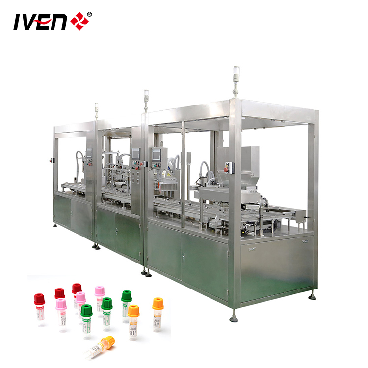 Blood Collection Tube Making Machine