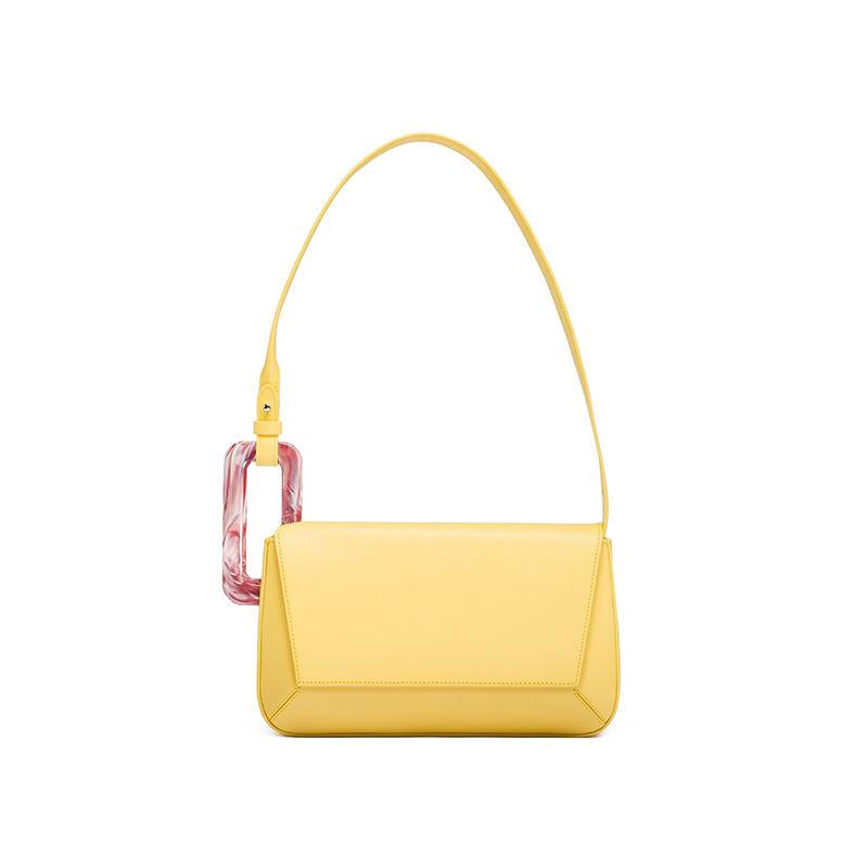 Angedanlia designer marke damen handtaschen frauen berühmte marken mit acryl dekoration