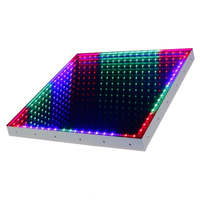 Projection Lights Type and Cool White Color Temperature SMD5050 LED 216pcs RGB Led Dance Floor