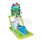 Redemption arcade ticket machine indoor sport equipment running simulation coin machine
