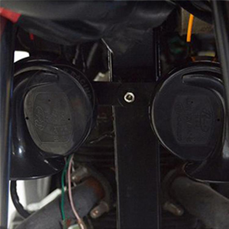 Super Loud Powerful 4 Inch 12V Universal Vehicle Auto Car Van Truck Boat Air Snail Horn