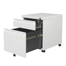 2 Drawers Opknoping Moving Staal Lage Kantoor Duurzaam Mobiele Drawermobile Metal <span class=keywords><strong>Wachtwoord</strong></span>