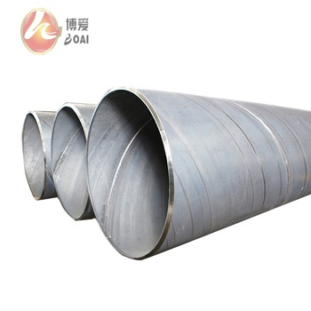 ssaw spiral welded steel pipes spiral welded pipe and tube