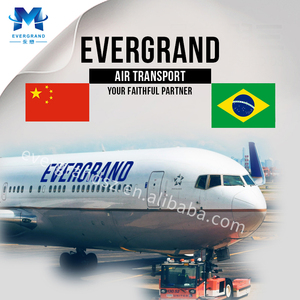 Discounted Air Cargo Service from China to Brazil/Guarulhos/Rio de Janeiro