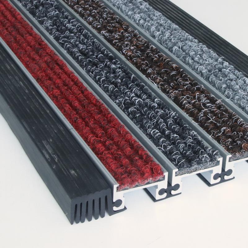 Aluminium rutschfeste eingangsmatte mit CE und ROHS zertifizierung anti slip