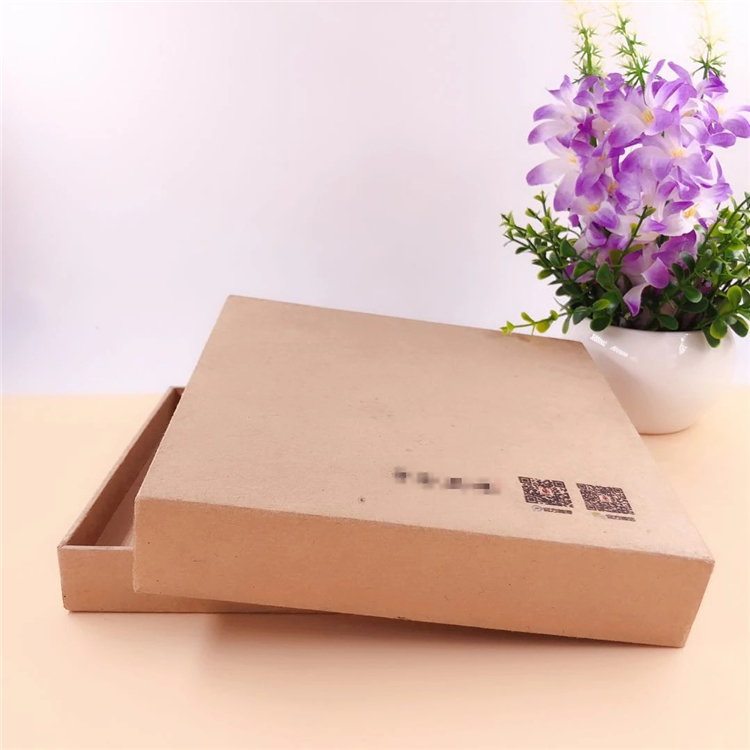 High Quality Eco-Friendly Custom Printed Kraft Cardboard Packing Carton Box With Specification