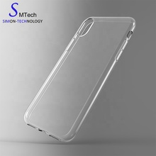 Transparent Corps Souple de Protection Transparente en TPU Housse pour <span class=keywords><strong>iphone</strong></span> 8