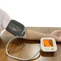 CE FDA Approved OEM ODM Digital Arm Type BP Monitor Blood Pressure Monitor for home and hospital