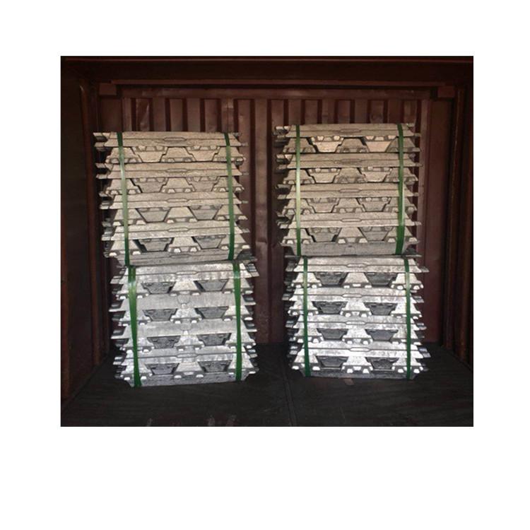 Чистый алюминиевый слиток 99,7/алюминиевые слитки Связки