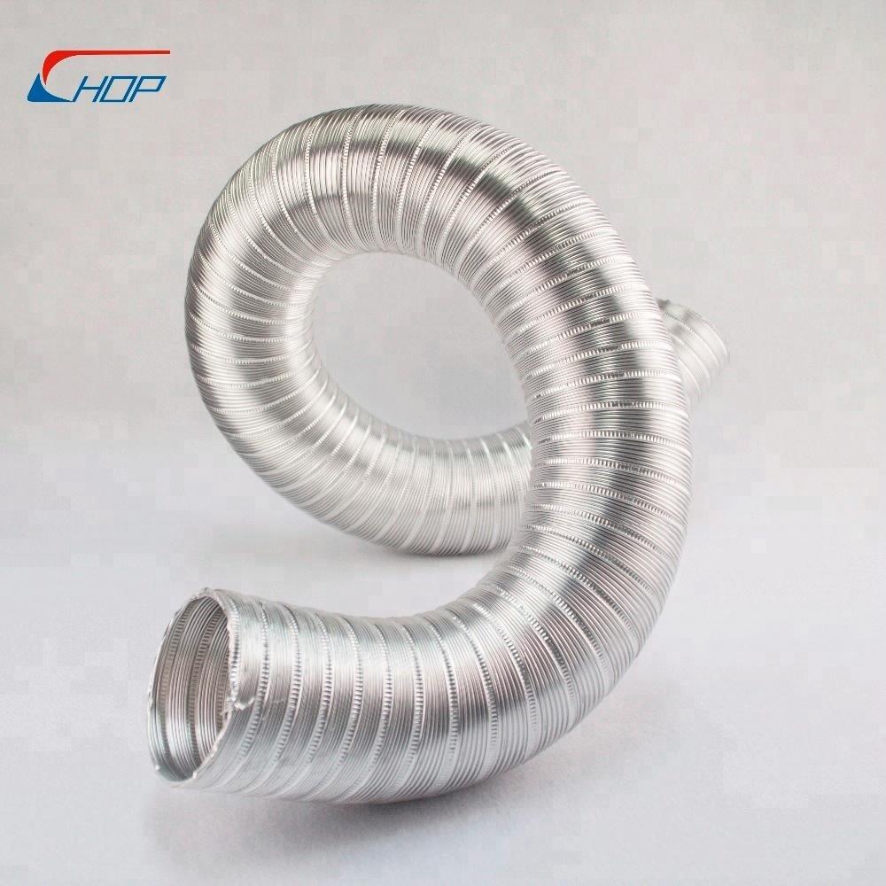 Flexible Expandable Semi Rigid Aluminum Dryer Vent Air Hose Buy Semi Rigid Aluminum Duct Dryer Vent Hose Flexible Stretch Hose Product On Alibaba Com