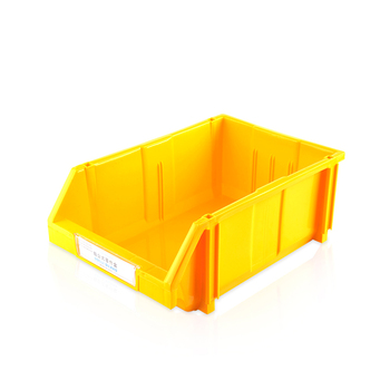 Wall mounted available stackable parts screw plastic storage tray
