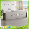 High End Office Furniture Office Front Reception Desk Counter Design