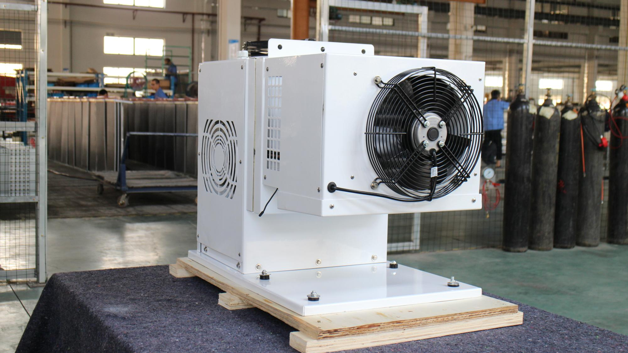 Small Monoblock Refrigeration Condensing Units