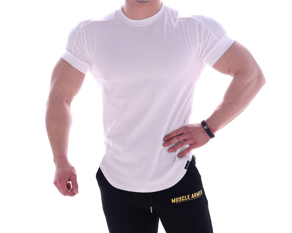 High Quality Regular Custom Round Neck Short Sleeve White Men 100 Combed Cotton t Shirts