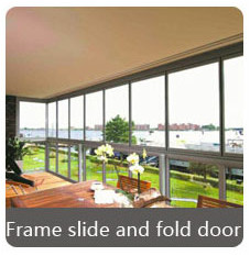 New design aluminium sliding and folding window glass curtain balcony window aluminum frameless balcony glazing system