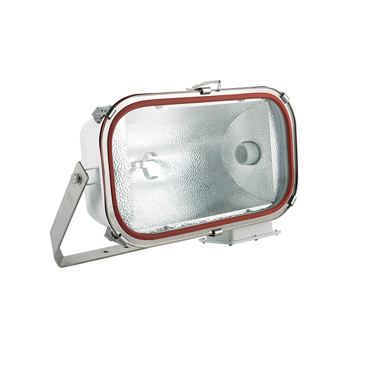 Stainless steel waterproof marine signal flood floodlight with halogen lamp