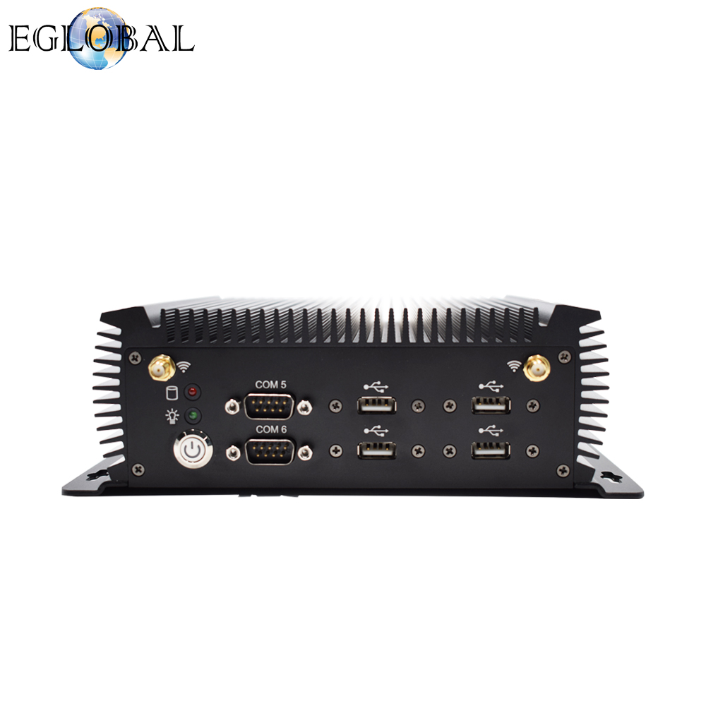 4g mini pc i7 dual nic intel chipset industriale fanless piccolo computer desktop 6com hd vga una scheda sim slot con spinta funzione