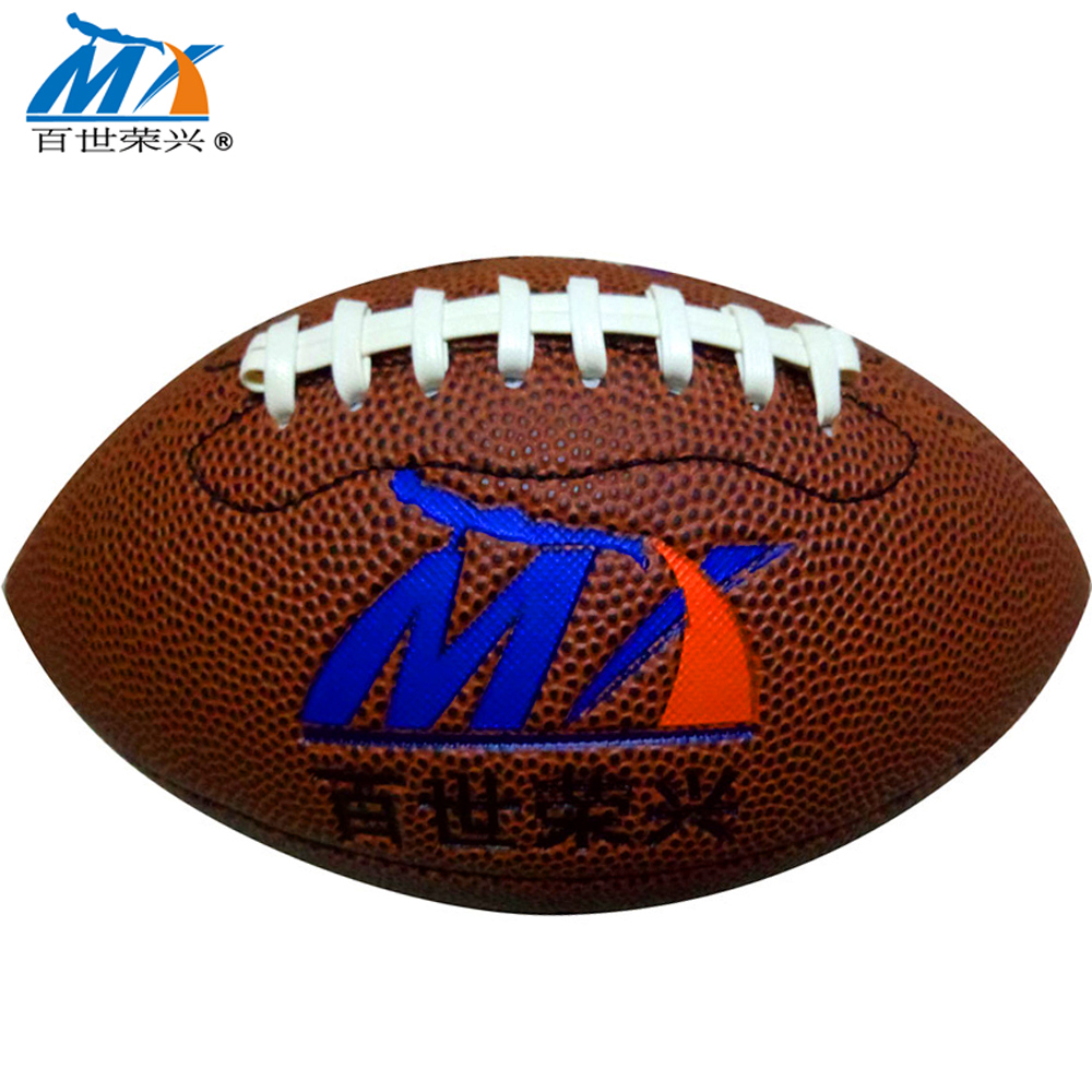 inflatable pvc 3 size mini gift baby toy American <strong>football</strong>