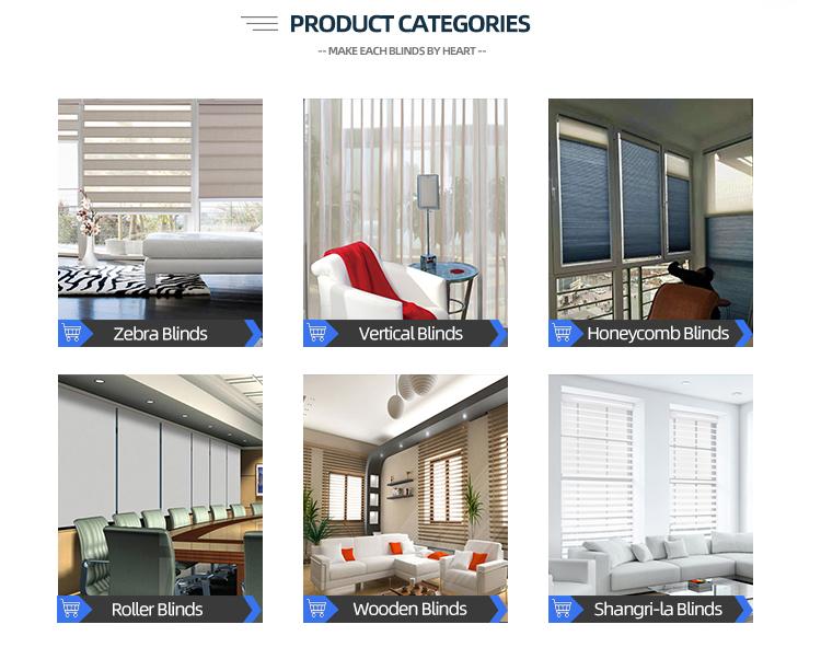 Модные домашние окна зебровые жалюзи плотные шторы для спальни