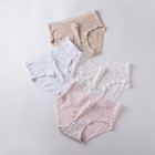 New design ladies bikini panties 100% cotton sexy women underwear maternity panties