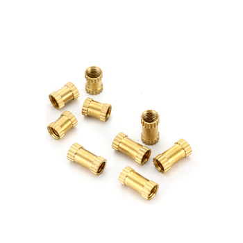 OEM high quality brass m5 thread insert