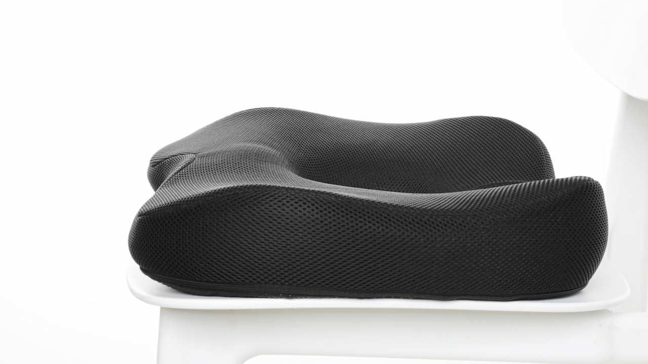 Hot Sale Comfort  Memory Foam Cooling Gel Donut Seat Cushion For Hemorrhoids