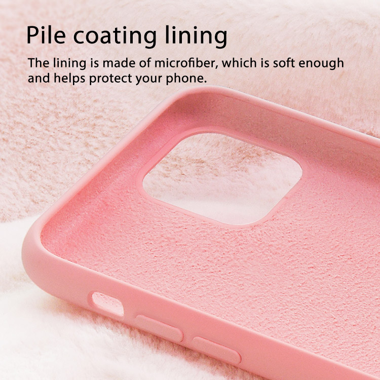 Latest Silicone new case for Iphone 11 pro max back cover