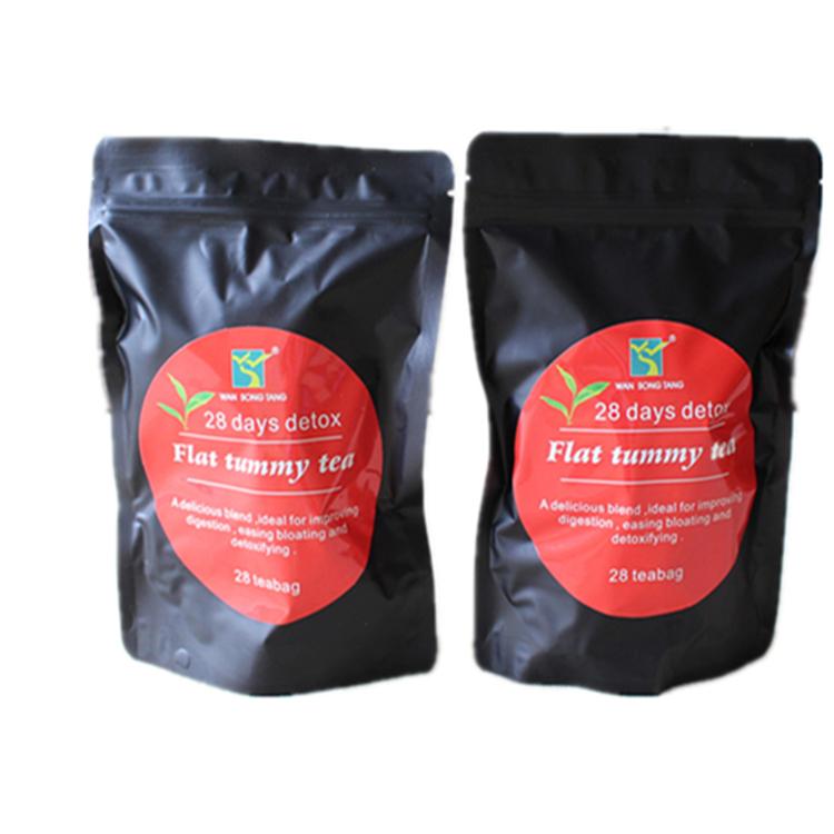 Factory direct FDA Approved Natural herbal 28 days detox tea wholesale best flat tummy tea private label - 4uTea | 4uTea.com
