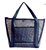 new fashion summer swimming mesh beach tote bag wash receive bag