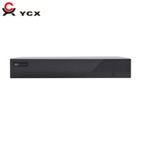 2020 YCX OEM TVT H.265 dual-stream video system CCTV Camera DVR 8 channel 5 Megapixel 5 IN 1 DVR supplierplus APP