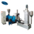 extruder extrusion granulation granulating line for plastic pet flakes