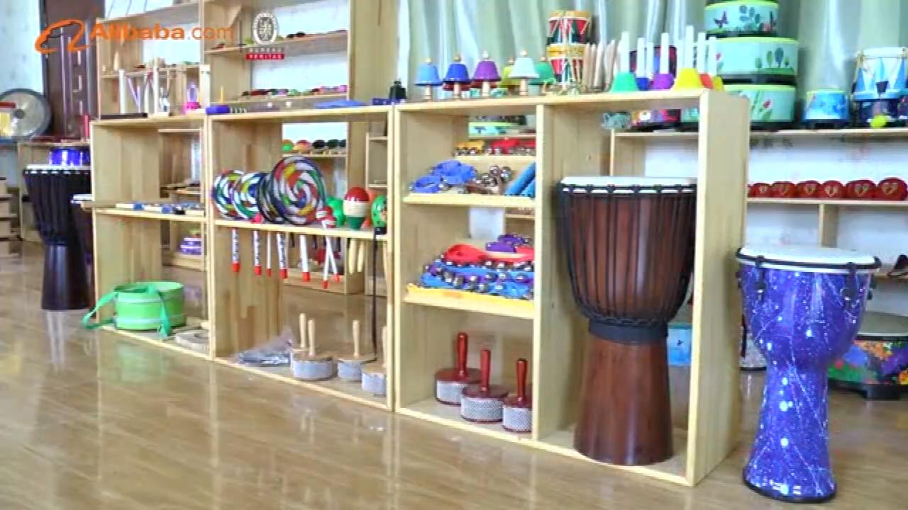 סיטונאי ילדי חינוך מוסיקלי פלסטיק רוח מכשירי מפוחית 10 חורים מיני ארבעה צבע מקצועי מפוחית