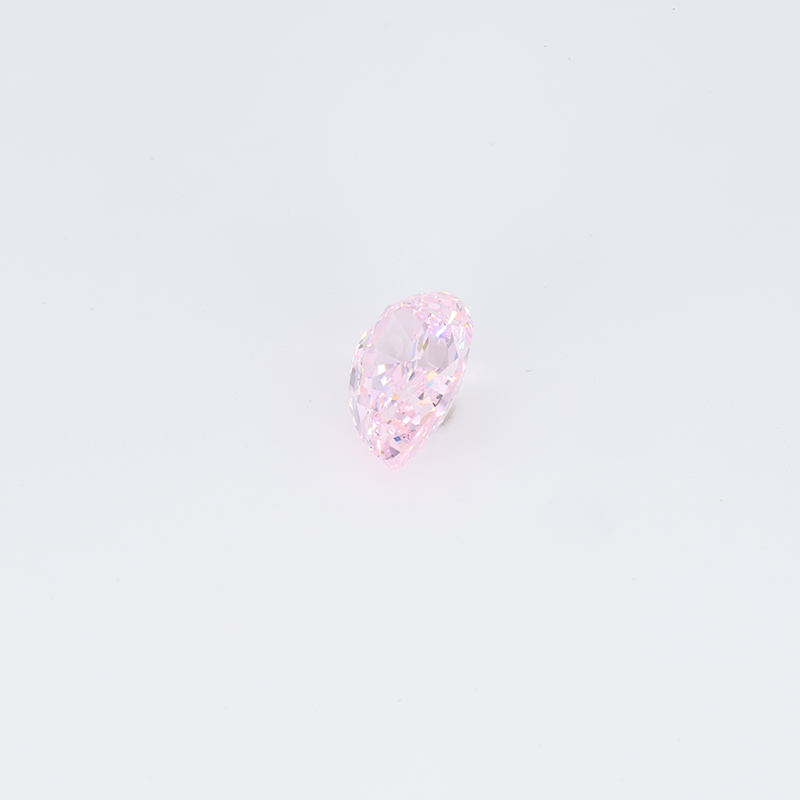 Starsgem wholesale price American <strong>pear</strong> 5*7mm pink gemstone cubic <strong>zirconia</strong>