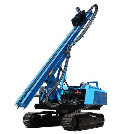 Hydraulic Solar Pile Driver/ Diesel Hammer/Hydraulic Hammer