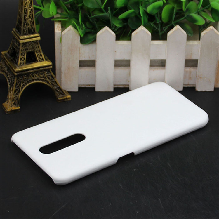 Wholesale High Quality White Phone Cover For OPPO A11X Realme 5 Pro XT 3D Sublimation Mobile Case
