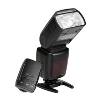 Censreal 2.4G Wireless Camera Speedlite Flash Light 380 Slave for Canon DSLR Cameras