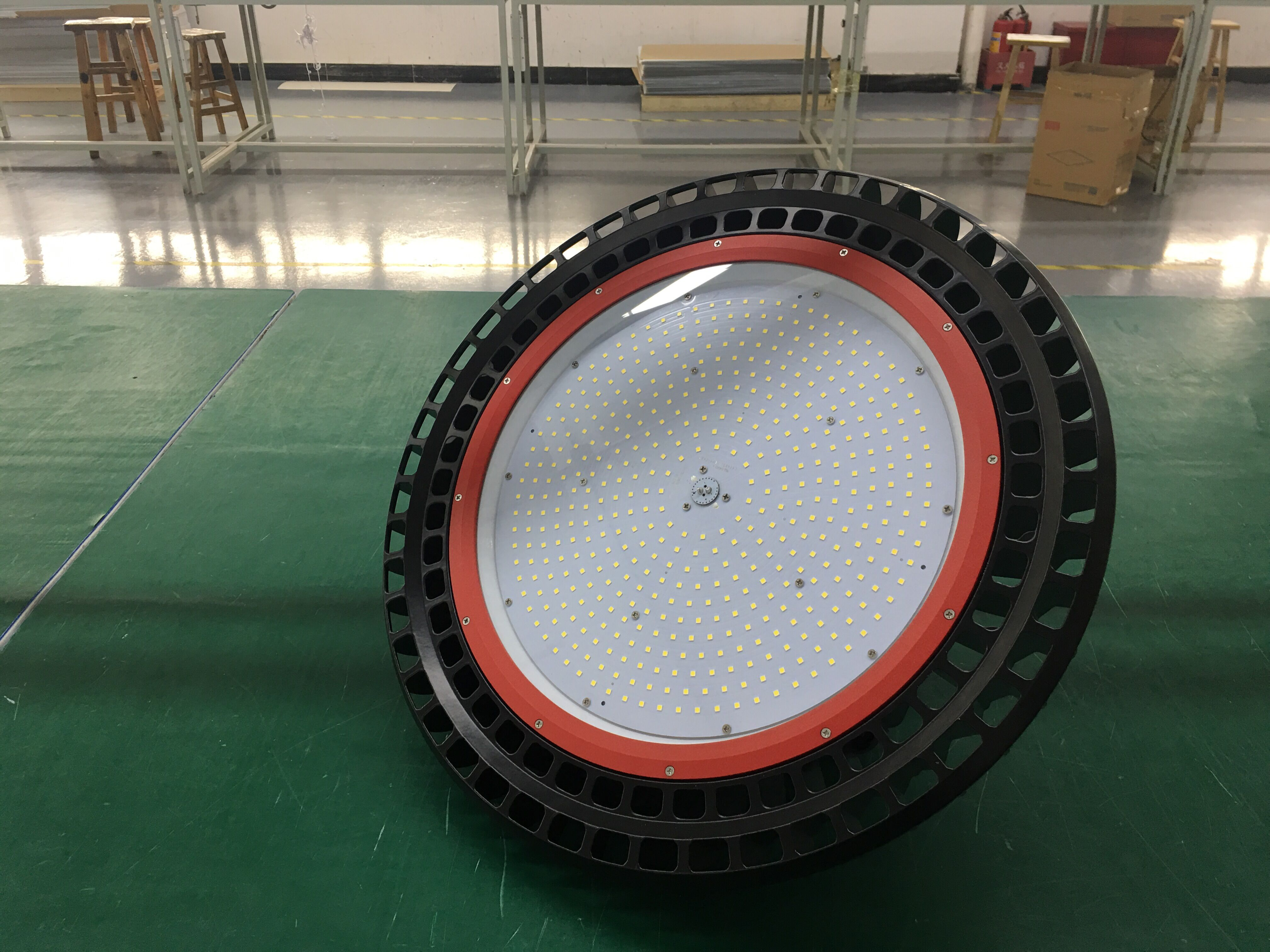 High Power Warehouse Workshop UFO 150W/200W/300W LED High Bay Light