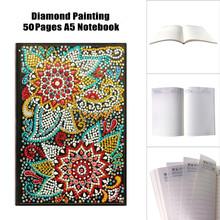 HUACAN Сделай Сам алмазная живопись блокнот специальной формы А5 дневник набор алмазного искусства мозаика Алмазная вышивка(Китай)