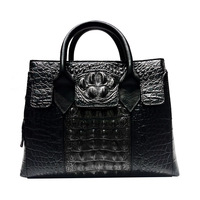 GZZ001 Genuine leather women's bag European and American fashion women's bag leather women's bag